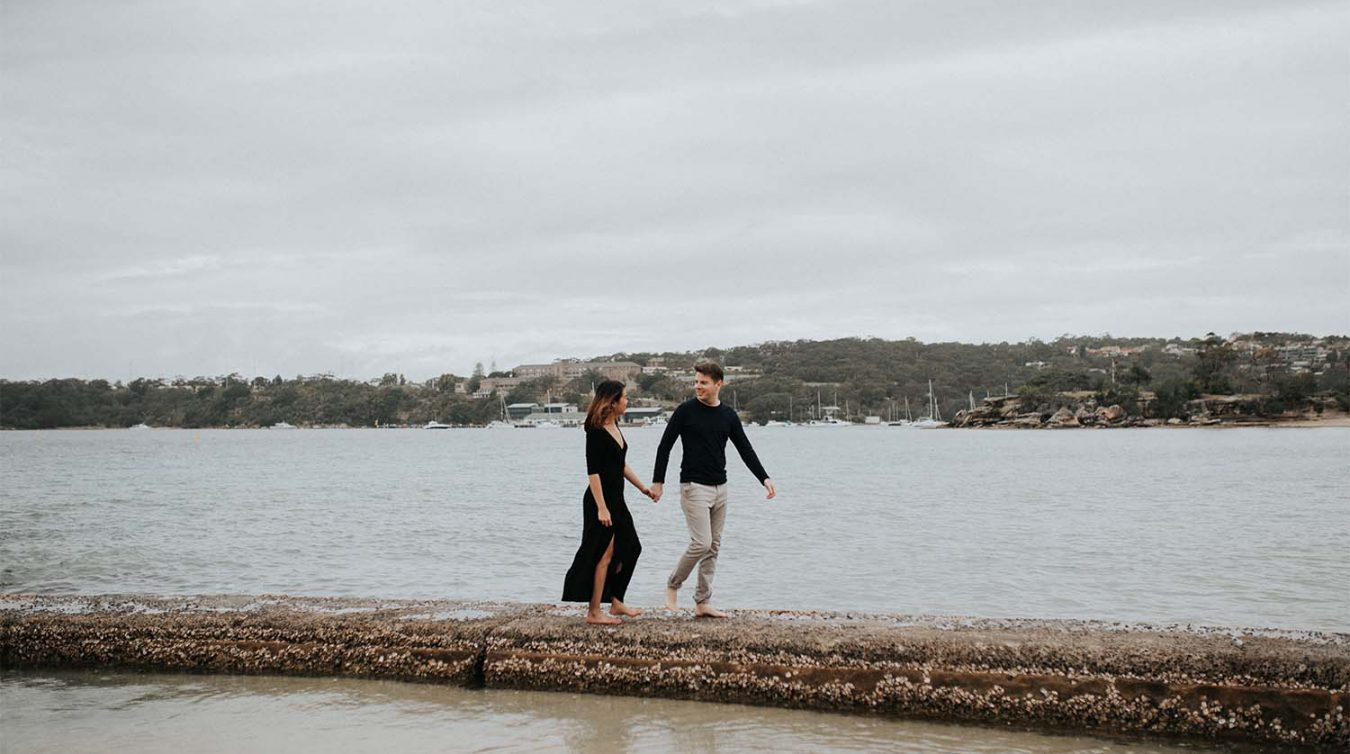 Maria Photography wedding anniversary photographer Balmoral Beach Mosman