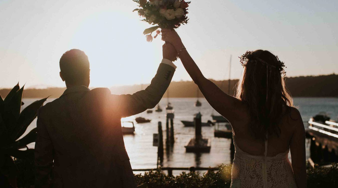 Watsons Bay Intimate Elopement Wedding Maria Photography