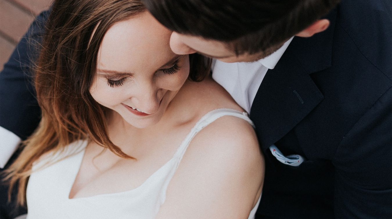 Pre wedding Photoshoot Chippendale Spice Alley Sydney