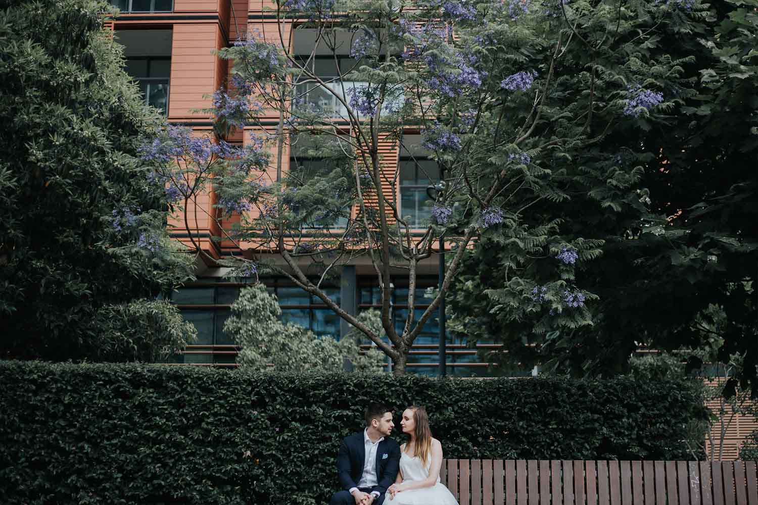 chippendale green park wedding photoshoot